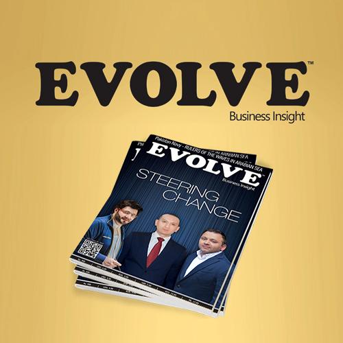 Evolve Magazine Business Insight