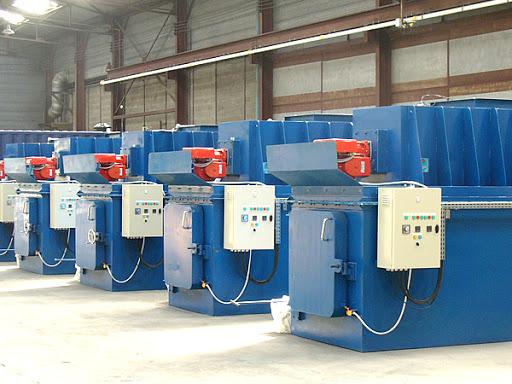 Hospital waste Incinerators, installed in Punjab